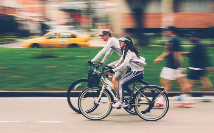 trekkingowy rower na miasto