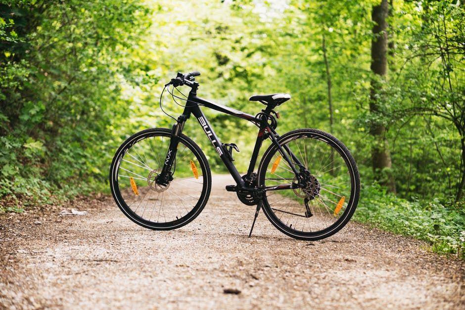 rower trekkingowy