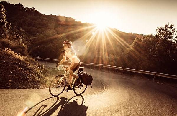 Pojemne sakwy rowerowe